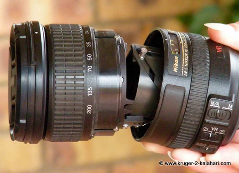 Nikon 18-200mm damaged beyond repair