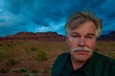 Moose Peterson wildlife photographer
