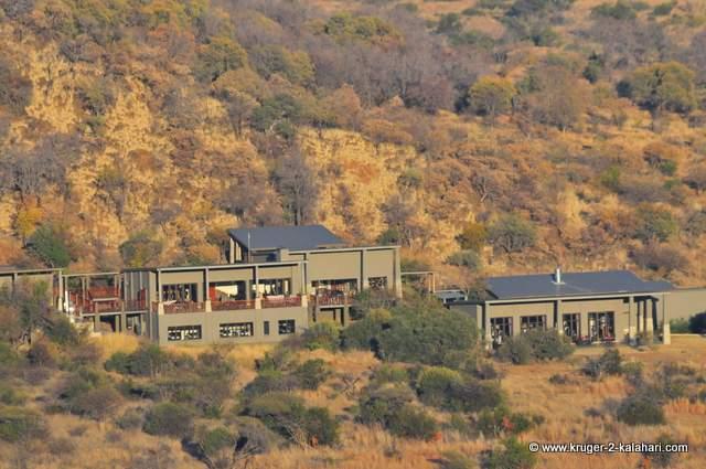 Shepherd's Tree Game Lodge - communal area