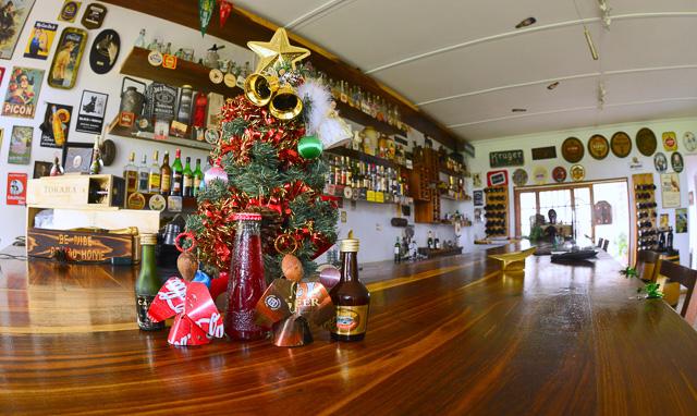 Kalahari Farmhouse bar