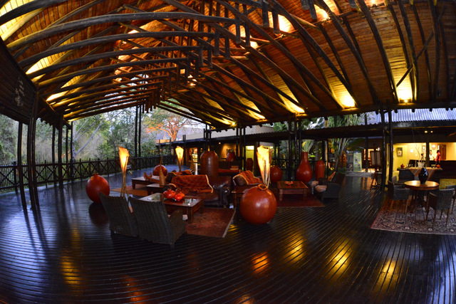 Relax in Protea Hotle lounge