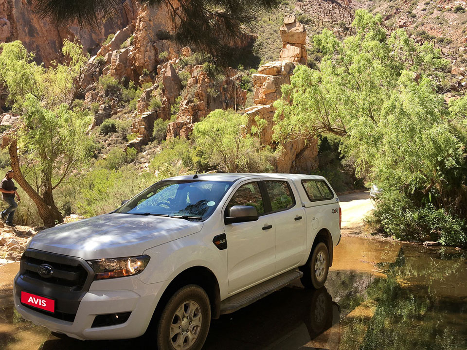 Safari Car Hire - Rentalcars com is the best in our opinion