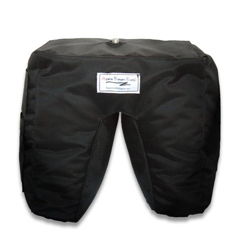Black Apex beanbag