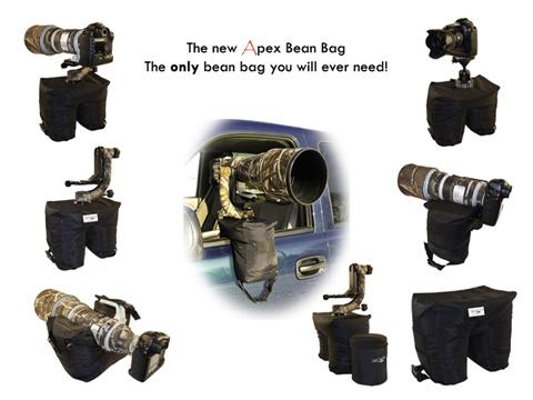 Apex beanbags