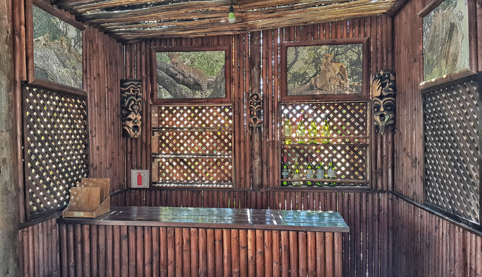 Buffalo Rock Tented Camp Where You Are Assured Of Privacy