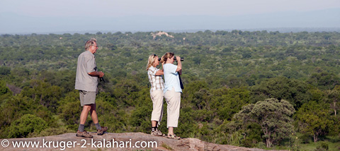 Granokop hill Kruger Park