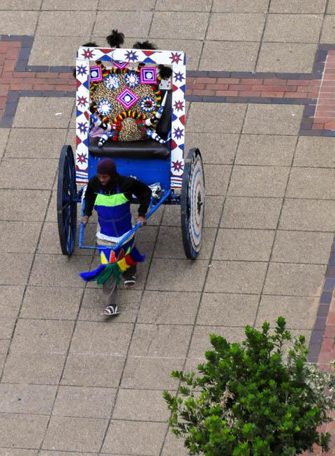 Durban Rickshaw
