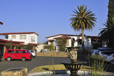 hotel thule in Windhoek
