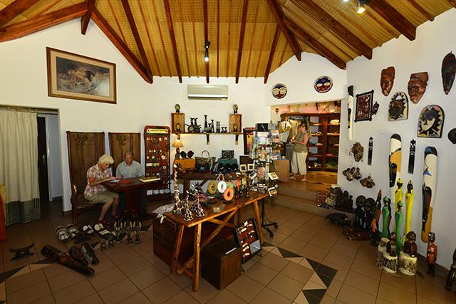 Idube curio shop