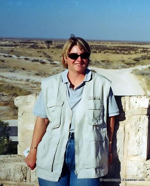 Safari vest - etosha