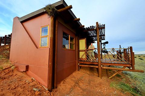 Kieliekrankie new cabin 2011