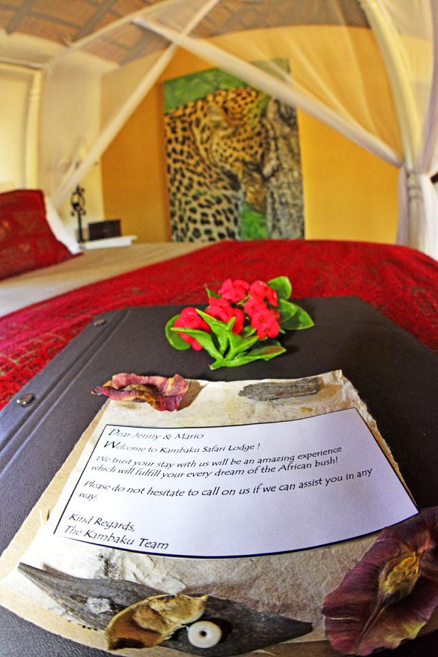 Shingwedzi Room at Kambaku