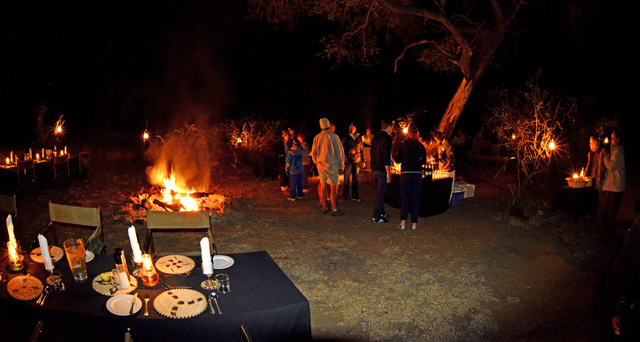 Safari Bush Braai