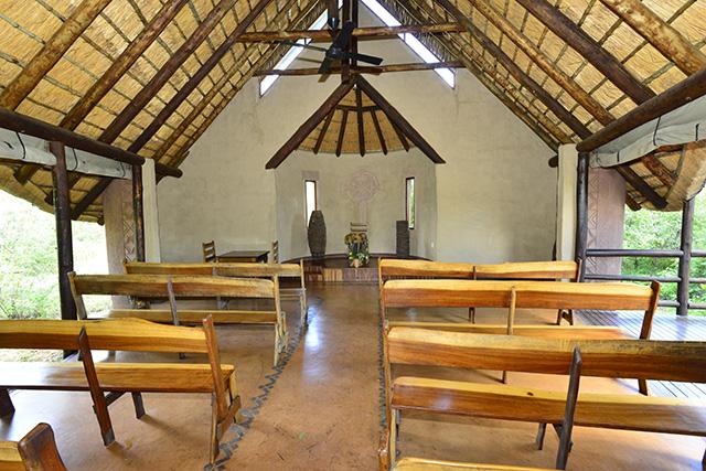 Lukimbi Chapel