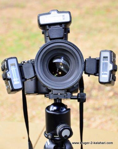 Nikon R1C1 macro flash