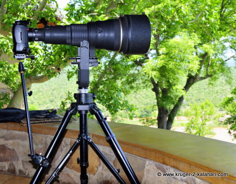 Manfrotto Long Lens Camera Support