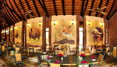 Inside look at Manyane restaurant