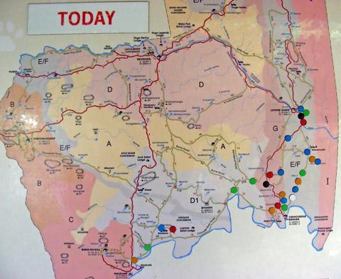 Sighting boards and sighting books - let other visitors show ... on bilaspur map, himachal pradesh map, courtallam map, bijapur map, daman map, bareilly map, sasaram map, gwalior map, agumbe map, dhar city map, lakhimpur kheri map, ullal map, anjuna beach map, sira map, sonamarg map, panhala fort map, sangli map, una map, sonagachi map, khanna map,