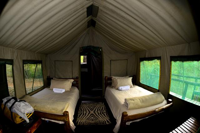African Safari Tents