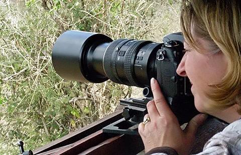 NIKON 80-400mm VR lens