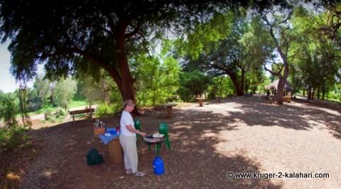 Pafuri picnic site