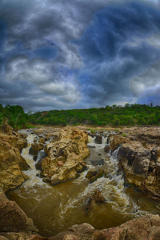Mutale Falls