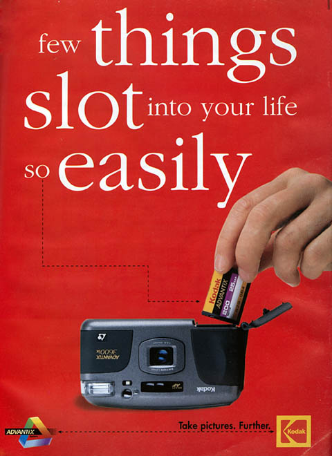 Kodak advert