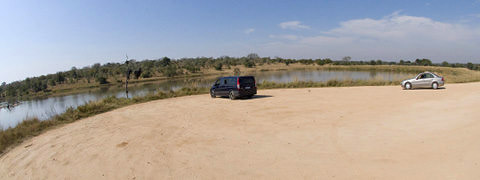 Transport Dam, Kruger National Park