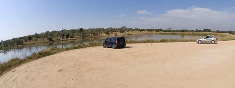 Transport Dam, Kruger National Park