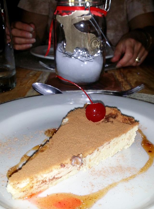 Dessert- yummy!