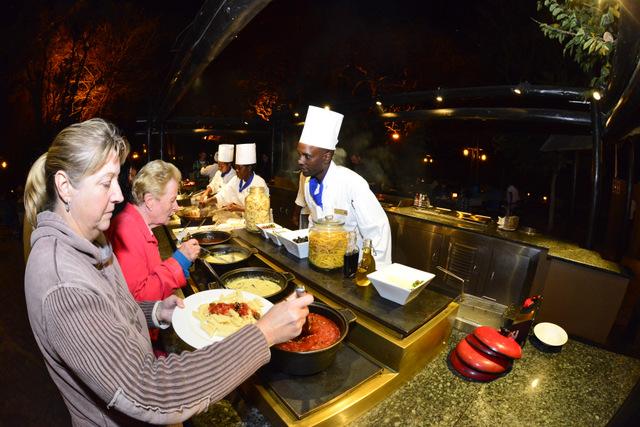 Great food in Protea Hotel Lapa