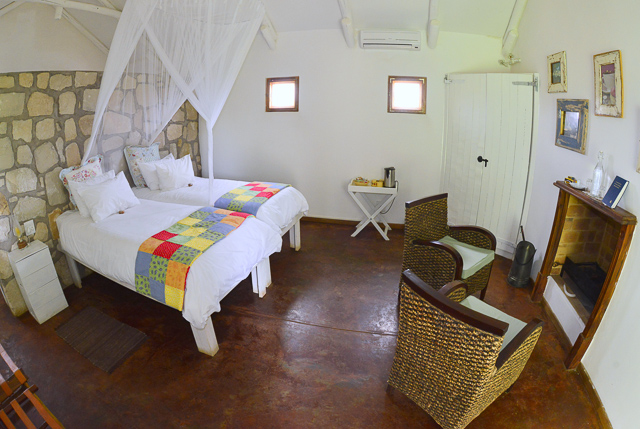 Kalahari Farmhouse bedroom