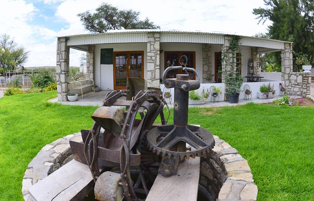Kalahari Farmhouse coffeeshop