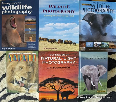 favorite wildlife photography books