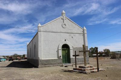 Historic Reformed church built in 1889.