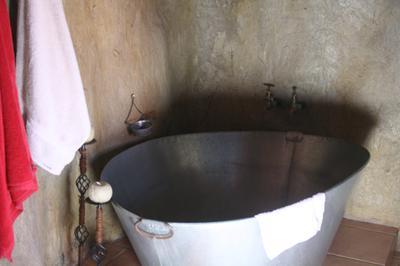 En suite bath Cullinan style.