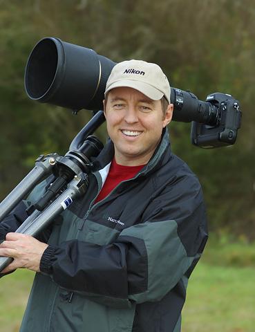 Alan Murphy bird photographer