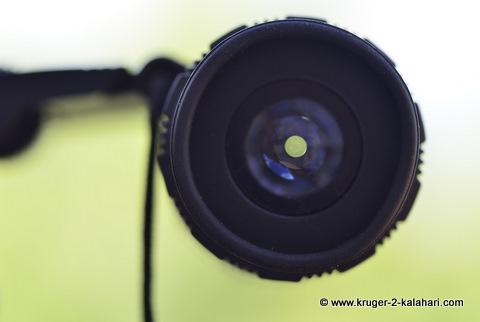 Binoculars 8x22 exit pupil
