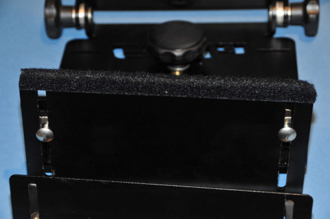 Eckla-Eagle Cardoor lens support with velcro strip
