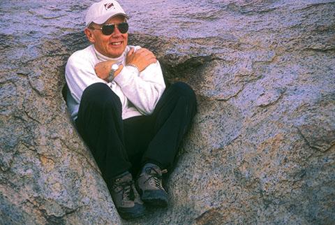 Freeman in Rock