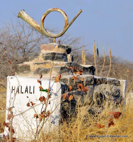 Halali Bugle in Etosha