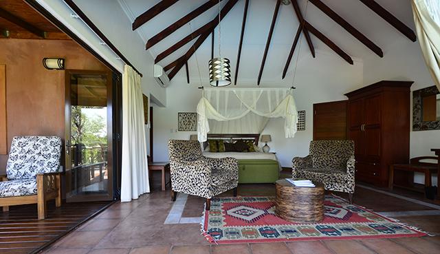 Makubela bedroom