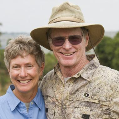 Joe and Mary McDonald wildlife photographers