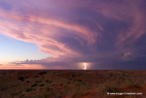 Kalahari Lightning