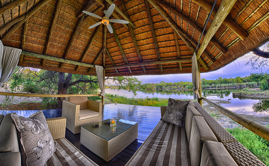 Relaxation Station Pool Lounge: Matimba Bush Lodge Where You Can Enjoy Safaris And Sip On