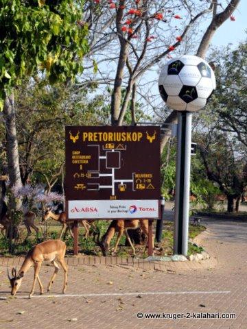 Preotoriuskop entrance