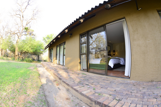 view of Protea Hotels rooms from outside