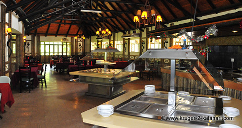 Satara Restaurant Kruger Park