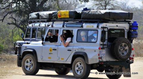 self drive 4X4 campers