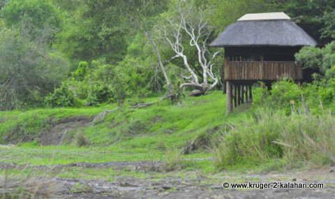 Sweni Hide Kruger Park